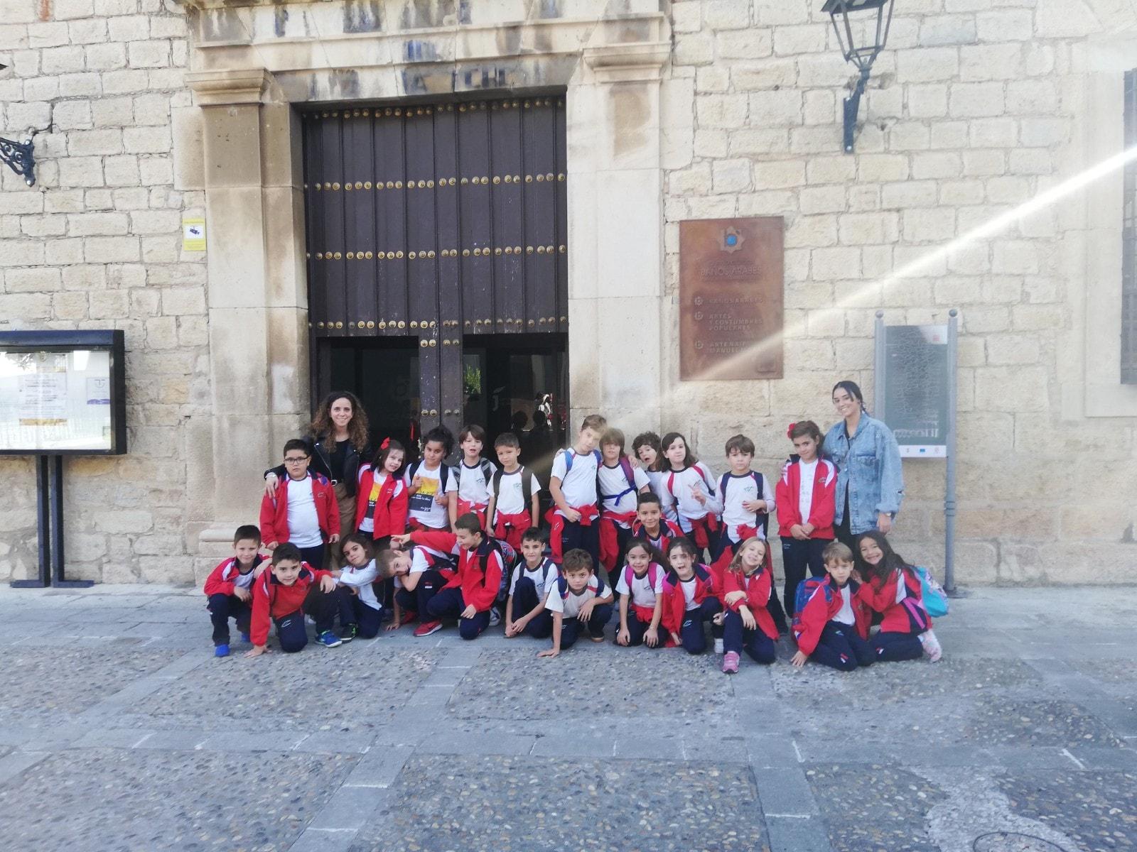 Ruta Por El Casco Antiguo De Jaén Colegio Andrés De Vandelvira